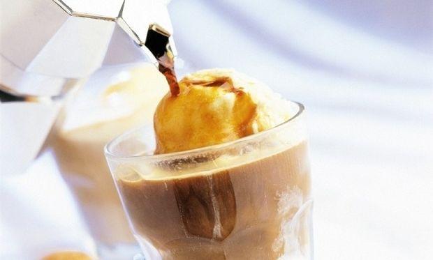 Συνταγή για σπιτικό παγωτό με γεύση εσπρέσο!