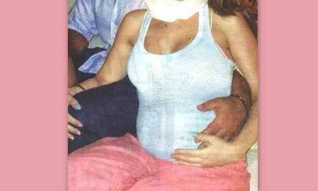 Πρώην παίχτρια του Fame Story 2 είναι έξι μηνών έγκυος