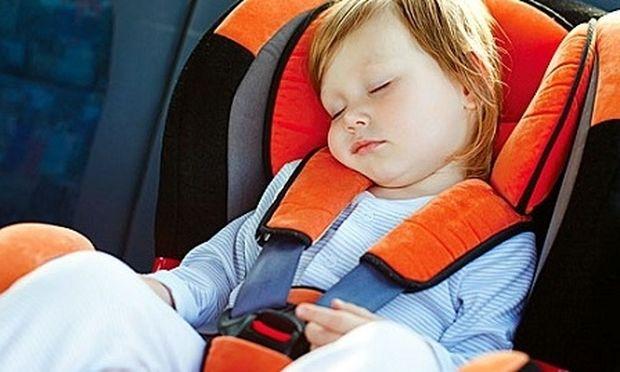 Παιδικό κάθισμα: Όλα όσα πρέπει να γνωρίζετε για την ασφάλεια του παιδιού