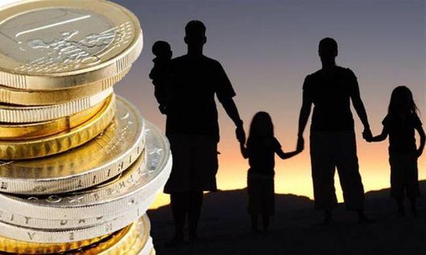 Οικογενειακά επιδόματα: Χάνουν το 33% από το επίδομα τέκνων όσοι πήραν μέρισμα!