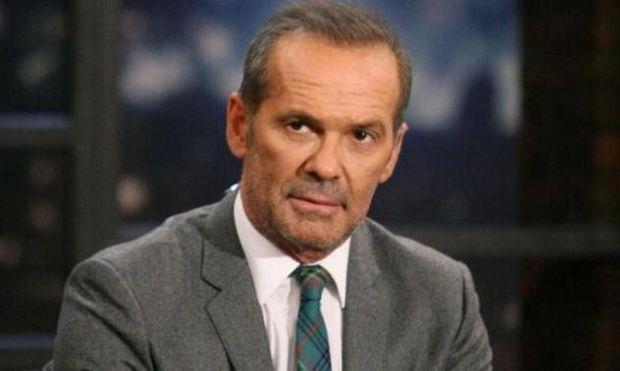 Πέτρος Κωστόπουλος: Δείτε από πού έκανε βουτιά ο γιος του! (εικόνα)