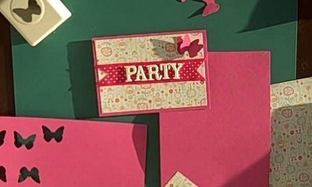 Ιδέες για παιδικό πάρτι: Φτιάξτε υπέροχες προσκλήσεις εύκολα και γρήγορα! (βίντεο)