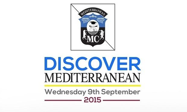 Σε προσκαλούμε να ζήσεις την εμπειρία φοίτησης  στο Mediterranean College για μια ημέρα!