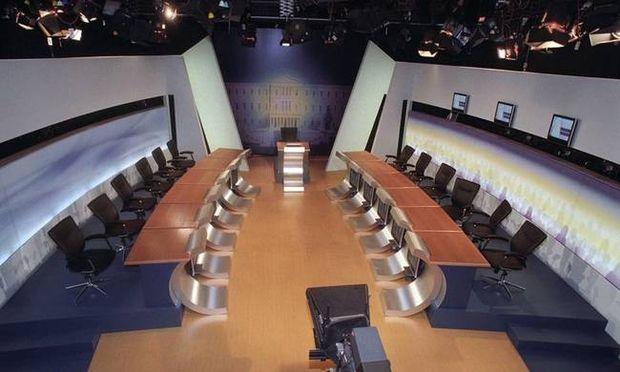 Όλα έτοιμα για το αποψινό debate