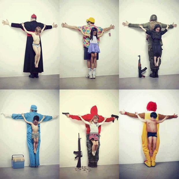 «Kάποιοι Χριστούληδες σταυρώνονται ακόμη…»