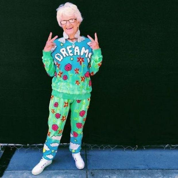 Baddie Winkle: Η 87χρονη που μετρά ήδη 1 εκατομμύριο followers στο Instagram