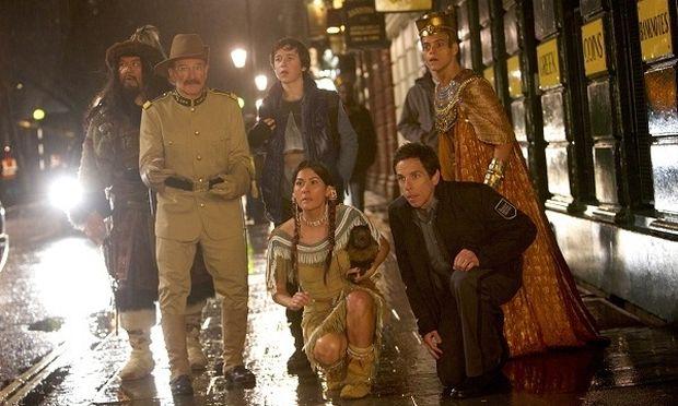 «Μια νύχτα στο Μουσείο: Το μυστικό του Φαραώ», μια ταινία του box office στα κανάλια Νovacinema