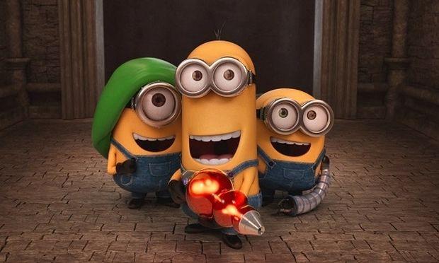 Η νέα ταινία MINIONS είναι γεγονός! Από τις 24 Σεπτεμβρίου στους κινηματογράφους!