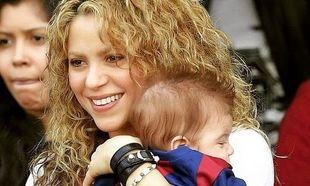 Σακίρα: Ο γιος της Σάσα μεγάλωσε πολύ και μοιάζει στον μπαμπά του! (εικόνες)