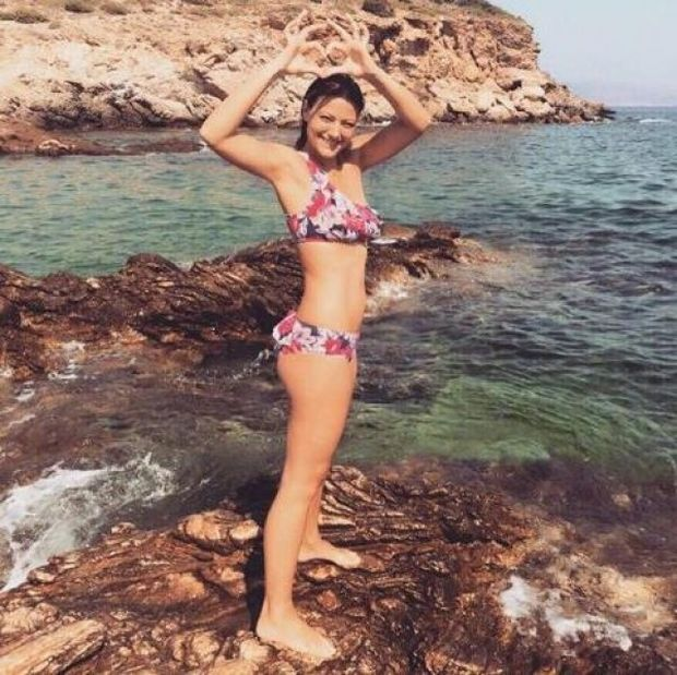 Queen αποκλειστικό: H Δέσποινα Καμπούρη μας αποκαλύπτει τα μυστικά της σιλουέτας της