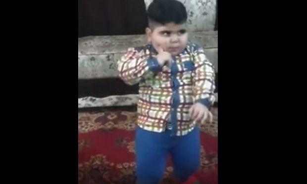 Αυτό θα πει χορός! Και είναι μόλις 5 χρονών! (βίντεο)