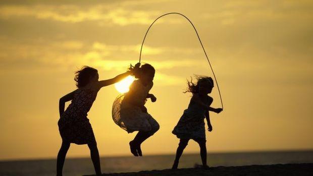 Η άσκηση δημιουργεί ένα κεφάτο και δραστήριο παιδί χωρίς στερήσεις!