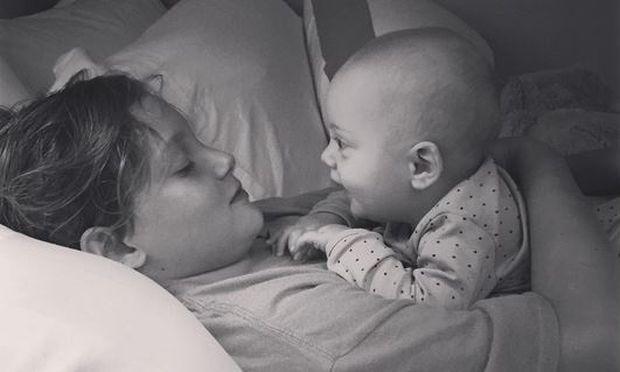 Η τρυφερή φωτογραφία των γιων της, έλιωσε το Instagram!