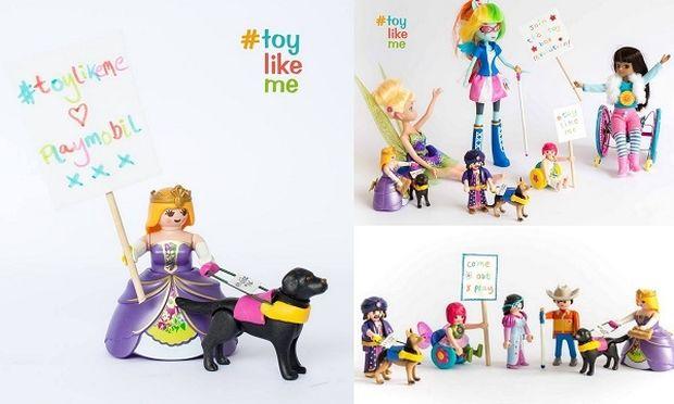ToyLikeMe: Παιχνίδια για παιδιά με ειδικές ανάγκες (εικόνες)