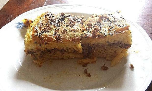 Συνταγή για το πιο νόστιμο μαμαδίστικο παστίτσιο!