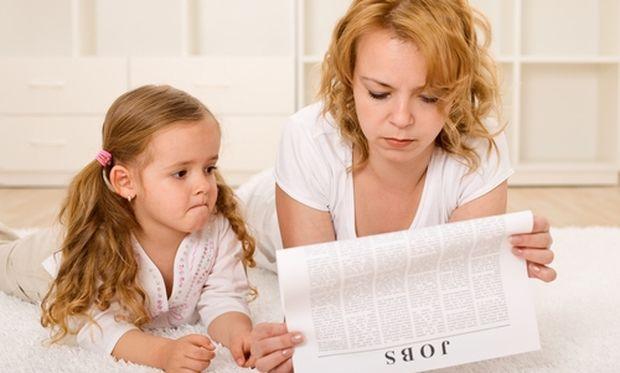 Πώς μιλάμε στα παιδιά μας για την ανεργία