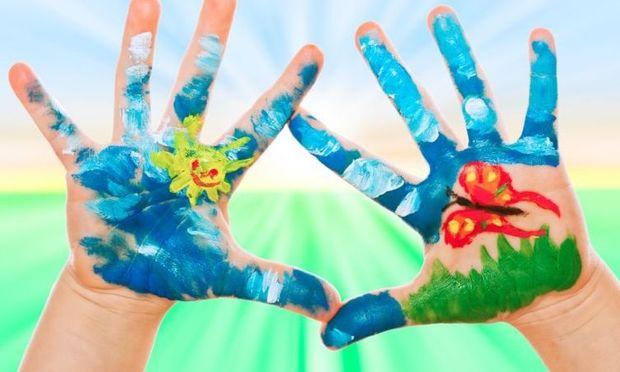 Έλα κι εσύ, ζωγραφίζω μουσική! 'Ενα μουσικο-εικαστικό εργαστήριο για παιδιά με μέτρια νοητική υστέρηση