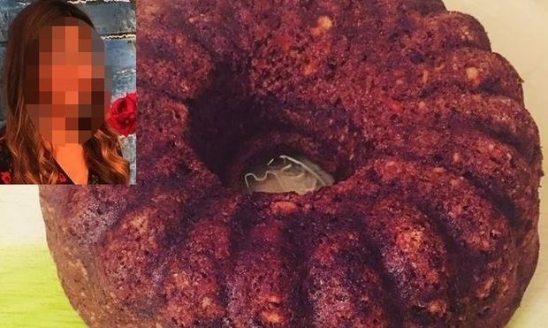 Ελληνίδα παρουσιάστρια, έφτιαξε κέικ καρότου και τρέλανε το Instagram (εικόνα)