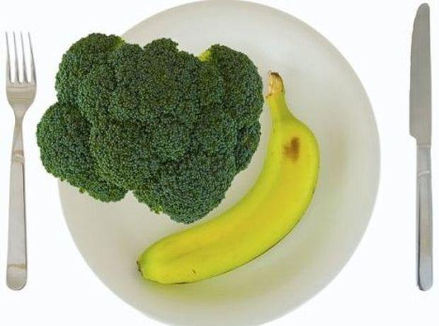 Μπρόκολο και μπανάνα: Βοηθούν στην αντιμετώπιση των στομαχικών διαταραχών του παιδιού