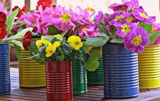 Μικροί Κηπουροί με πινέλα-Υπαίθριο Εργαστήριο Ζωγραφικής για τα παιδιά