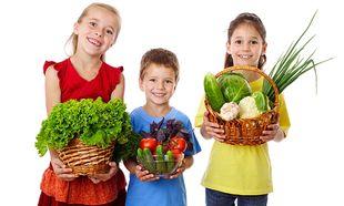 Ισορροπημένη διατροφή και παιδιά: Γίνετε παράδειγμα προς μίμηση