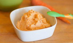 Φαγητό για μωρά: Πουρές με κοτόπουλο, πατάτα και καρότο