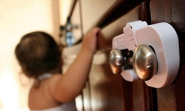 Παιδικά ατυχήματα στο σπίτι:Πώς να τα αντιμετωπίσετε