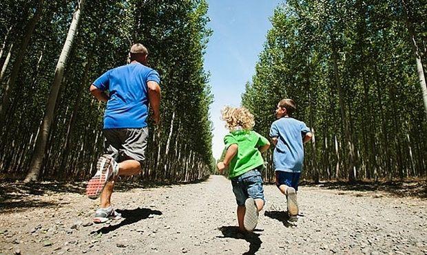 Πώς μπορείτε να γυμναστείτε μαζί με το παιδί σας