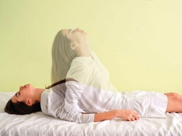 Υπνική παράλυση: Όταν ξυπνάς και δεν μπορείς να κουνηθείς: Απλή παραίσθηση ή πραγματικότητα;