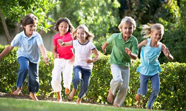 Ομαδικά αθλήματα και παιδί
