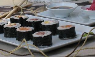 Σπιτικό maki sushi- Μία νόστιμη συνταγή για τους λάτρεις της ασιατικής κουζίνας