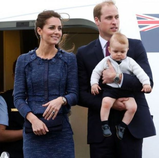 Kate Middleton: Ποια κακιά συνήθεια του William φοβάται μην κληρονομήσει ο γιος της;