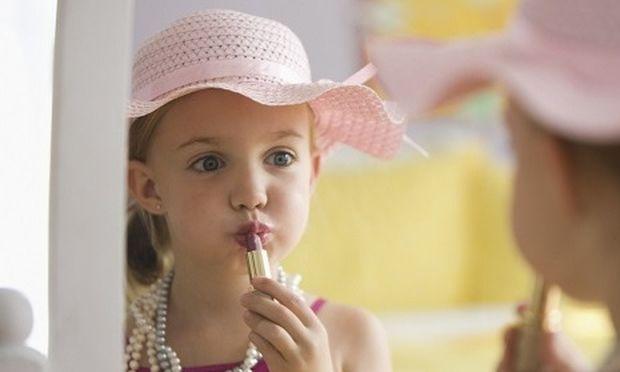 Από ποια ηλικία τα παιδιά ασχολούνται με την εξωτερική τους εμφάνιση
