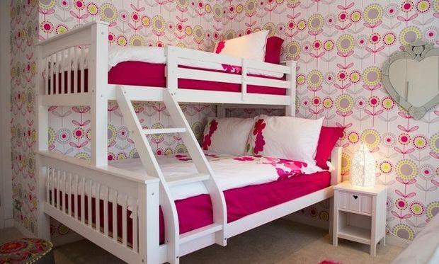 Deco: Συνδυασμός χρωμάτων για το παιδικό δωμάτιο (εικόνες)