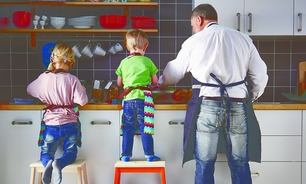 Play Report: H έρευνα που πραγματοποίησε η ΙΚΕΑ για το παιχνίδι και την οικογενειακή ζωή.