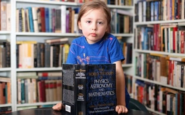 Πεντάχρονος με τηλεπάθεια «σαστίζει» την επιστημονική κοινότητα (βίντεο)