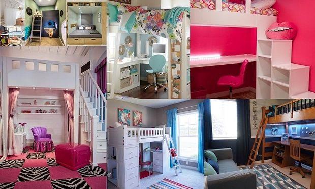 0e54728ceeb Deco: Μικρό παιδικό δωμάτιο; Έτσι θα εξοικονομήσετε χώρο (εικόνες ...
