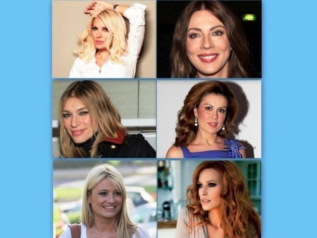 Ελληνίδες star που δεν θα το πιστέψεις αλλά είναι συνομήλικες