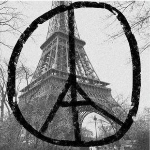 #PrayForParis: Αμέτρητα μηνύματα συμπαράστασης από τους celebrities για τη χθεσινή επίθεση
