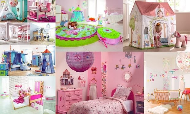 Ιδέες για Διακόσμηση Παιδικού Δωματίου