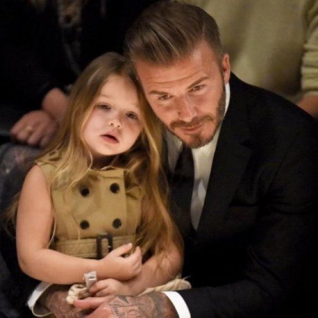 Mα πόσο γλυκιά: Η Harper Beckham μας χάρισε την καλύτερη φωτογραφία της εβδομάδας