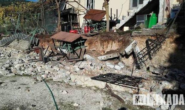 Σεισμός Λευκάδα: Δύο νεκρές γυναίκες τα θύματα των 6,1 Ρίχτερ (photos - videos)