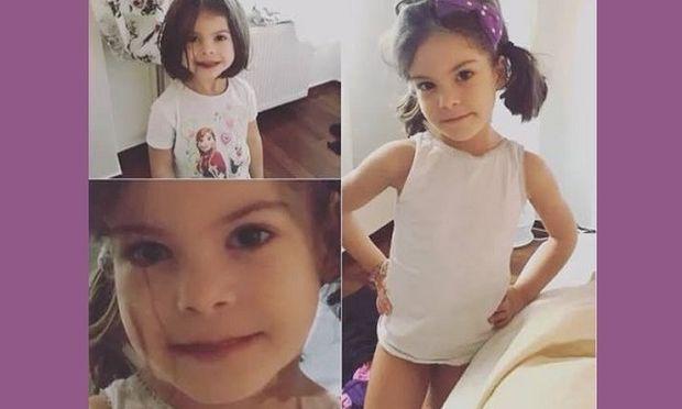 Τα κοριτσάκια της φωτογραφίας είναι κόρες πασίγνωστου Έλληνα τραγουδιστή