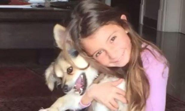 Αυτό το γλυκό κορίτσι είναι η κόρη γνωστής Ελληνίδας παρουσιάστριας
