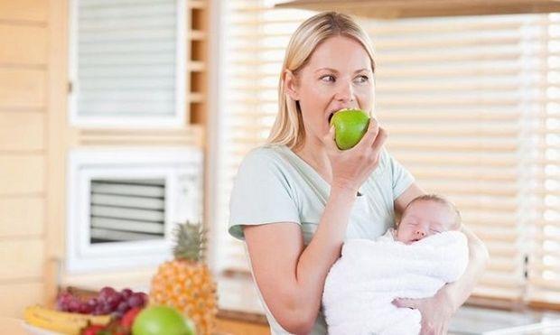 Συμβουλές διατροφής για θηλάζουσες μητέρες!