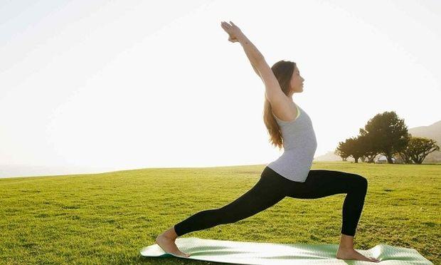 Η yoga μπορεί να βοηθήσει στην κατάθλιψη!