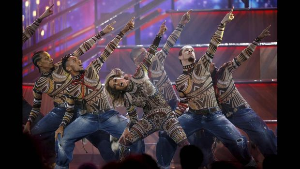 2015 American Music Awards, όλα όσα έγιναν εχθές το βράδυ