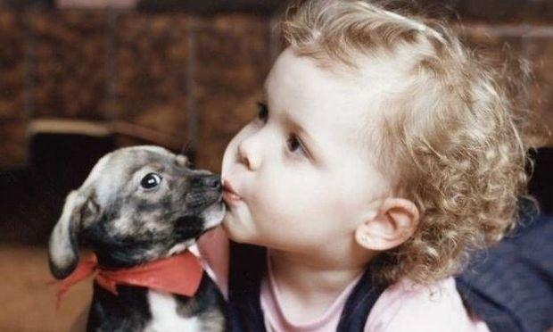 Παιδιά και σκυλιά, μια σχέση αγάπης!