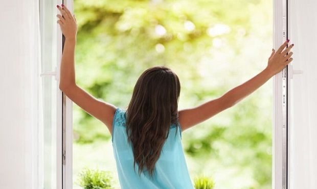 Ο καθαρός αέρας προστατεύει τα παιδιά από τις λοιμώξεις