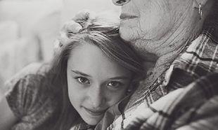 «'Oταν σκέφτομαι τους παππούδες μου, νοιώθω…» ( φωτογραφίες)